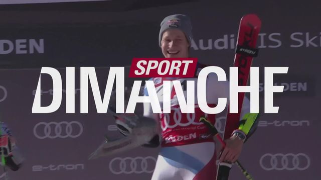 Sport Dimanche - 24.10.2021 [RTS]