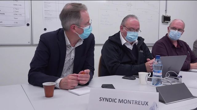La cyberattaque de Montreux [RTS]
