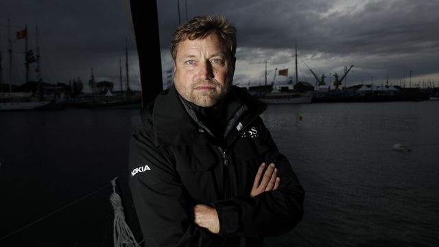 Thomson ne participera pas au Vendée Globe 2024 en tant que skipper. [Yoan Valat]