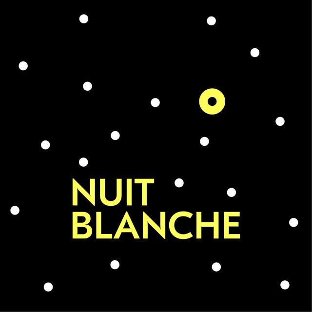 Logo podcast Nuit Blanche. [RTS]