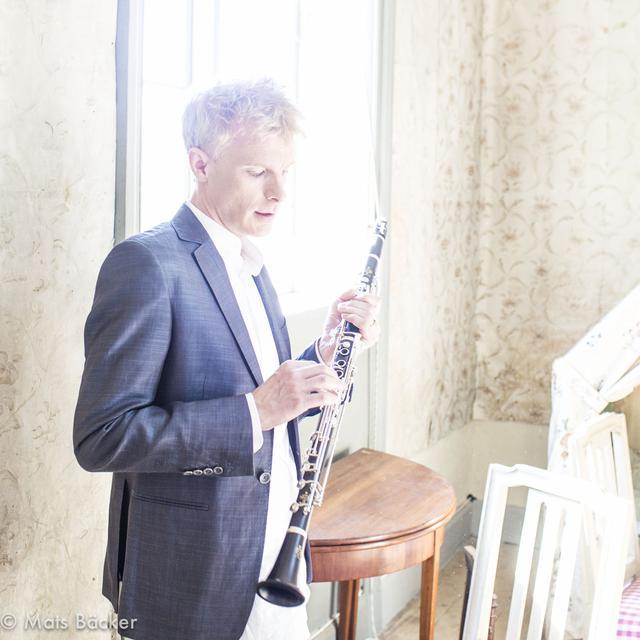 Le clarinettiste Martin Fröst. [Mats Bäcker - hindsgavlfestival.dk]