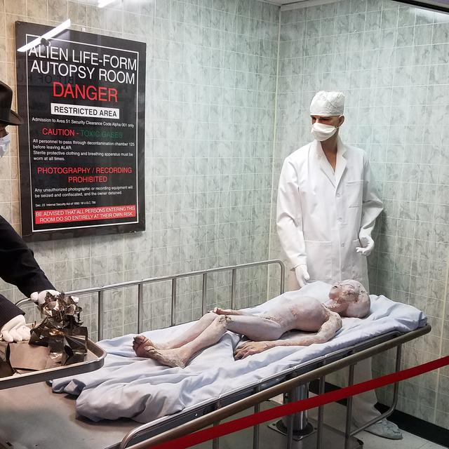 Episode 6: 1947, l'accident de Roswell. [John Manard - CC-By-SA]