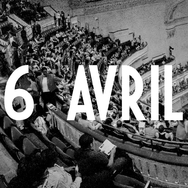6 avril 1962. [Gavin St. Ours - CC BY 2.0 / Gérald Wang (infographie)]