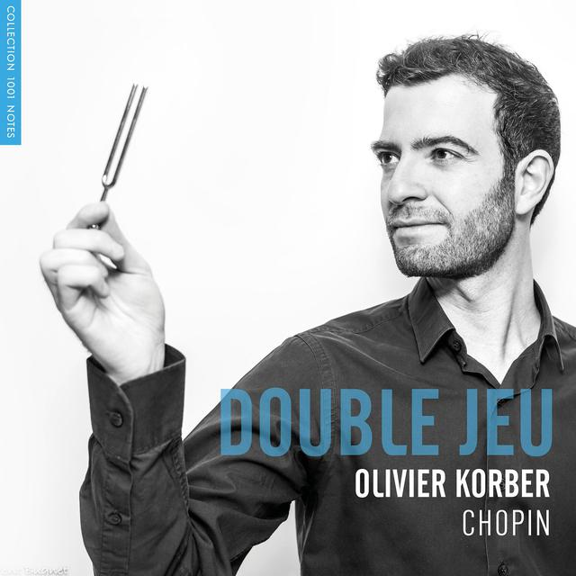 """""""Double Jeu"""", Olivier Korber. [Collection 1001 Notes]"""