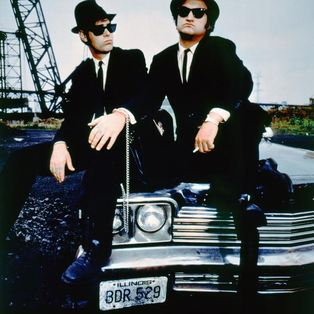 """Le film """"The blues Brothers"""". [Photononstop / AFP]"""